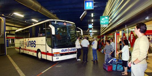 Voyager en car eurolines l 39 espagne lyon - Lyon barcelone bus ...